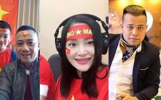 Ngôi sao - Đạo diễn Bình Trọng, Nguyễn Lớp và sao Việt cảm ơn đội tuyển U23 Việt Nam làm nức lòng triệu trái tim