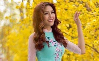 Sự kiện - Á hậu Nguyễn Thị Loan: 'Ngày Tết, tôi hay bị hỏi bao giờ lấy chồng?'