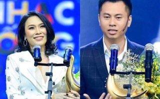 Sự kiện - Mỹ Tâm và Dương Cầm giành cú đúp ở giải Âm nhạc Cống hiến 2018