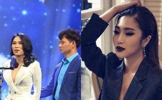 Ngôi sao - Hương Tràm cảm ơn vì cử chỉ đẹp của Mỹ Tâm tại giải Âm nhạc Cống hiến