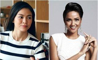 Sự kiện - Hoa hậu H'Hen Niê, Á hậu Mâu Thuỷ bất ngờ thử vai phim hành động 578