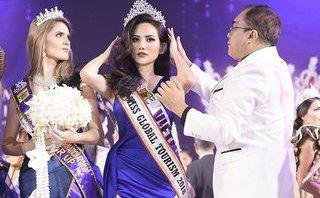 Sự kiện - Người đẹp Diệu Linh: 'Tôi hoang mang khi được trao giải mà không có vương miện'