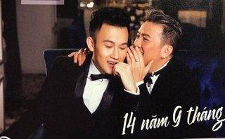 Sự kiện - Dương Triệu Vũ lần đầu nói về tin đồn đám cưới đồng tính với Đàm Vĩnh Hưng