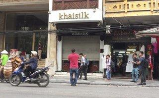 Tiêu dùng & Dư luận - Giật mình doanh thu của cửa hàng Khaisilk 113 Hàng Gai
