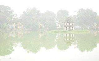 Tin nhanh - Dự báo thời tiết ngày 16/3: Bắc Bộ sương mù bao phủ, Nam Bộ mưa rào rải rác