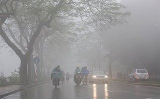 Tin nhanh - Thời tiết ngày 17/3: Hà Nội chuyển lạnh kèm mưa nhỏ dịp cuối tuần