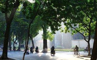 Tin nhanh - Dự báo thời tiết ngày 25/3: Hà Nội nắng ráo, TP.HCM oi bức vào cuối tuần