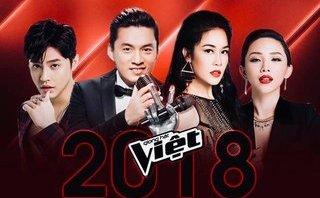 Sự kiện - Lộ diện 'bộ tứ quyền lực' HLV Giọng hát Việt 2018