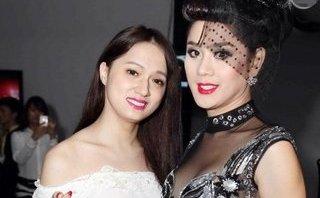 Ngôi sao - Lâm Khánh Chi tuyên bố: 'Hương Giang không bao giờ hơn được tôi'