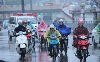 Tin nhanh - Dự báo thời tiết 24/4: Khối không khí lạnh gây mưa rào và dông ở miền Bắc