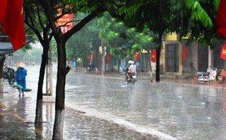 Tin nhanh - Dự báo thời tiết ngày Giỗ Tổ Hùng Vương: Nhiều nơi xuất hiện mưa to