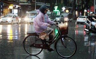 Tin nhanh - Dự báo thời tiết 27/5: Miền Bắc xuất hiện mưa dông diện rộng