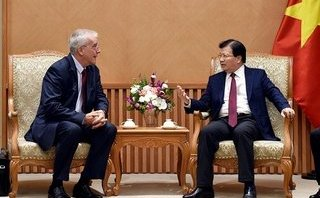 Tin tức - Chính trị - Tập đoàn VTG đề xuất triển khai đường sắt đô thị số 2 Nội Bài - Hồ Tây