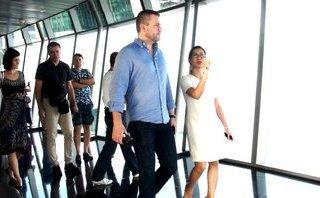 Tin nhanh - Phó Thủ tướng Slovakia thăm Tòa tháp Tài chính Bitexco