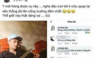 """Xi nhan Trái Phải - Giết nữ sinh lớp 11 vì ghen: Bóng dáng của """"sát thủ"""""""
