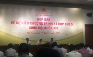 Chính trị - Kỳ họp thứ 5, Quốc hội khóa XIV: 'Hỏi 1 phút, trả lời 3 phút'