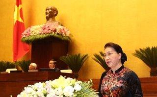 Chính trị - Chủ tịch Nguyễn Thị Kim Ngân: Quốc hội phải tiếp tục đổi mới, sáng tạo, hành động