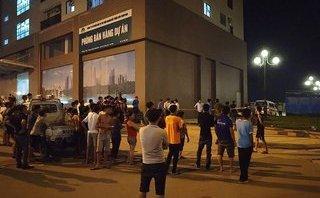 Pháp luật - Hà Nội: Điều tra nguyên nhân người phụ nữ rơi từ tầng 19 chung cư