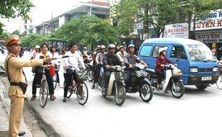 Góc nhìn luật gia - 100% kinh phí xử phạt được chi cho bảo đảm trật tự, an toàn giao thông