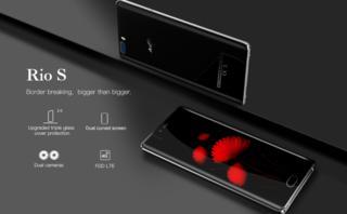 Công nghệ - Xuất hiện điện thoại camera kép, viền cong tràn như Galaxy S8 giá cực rẻ