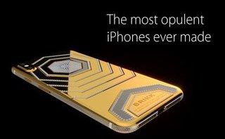 Công nghệ - Vừa ra mắt, iPhone X mạ vàng 1,6 tỷ đồng đã được rao bán