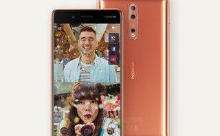 Công nghệ - Nokia 8 tại Mỹ sẽ có bản nâng cấp 6GB RAM và 128GB bộ nhớ trong