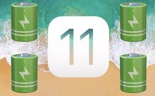 Công nghệ - Bí quyết tiết kiệm pin với iOS 11