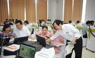 Công nghệ - Tập huấn tin học ứng dụng cho gần 800 giáo viên tại 12 tỉnh thành