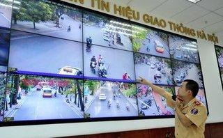Khi camera giúp CSGT bắt lỗi vi phạm giao thông