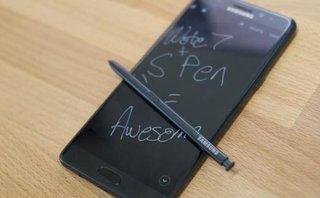 Công nghệ - Samsung Galaxy Note 9 sẽ tiếp tục cải tiến S Pen