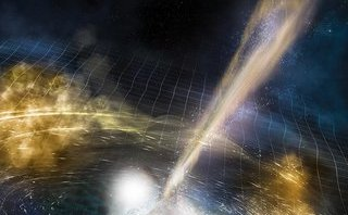 Công nghệ - Điều gì xảy ra khi hai ngôi sao Neutron sát nhập nhau?