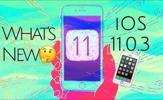 Công nghệ - iOS 11.0.3 vừa ra mắt đã bị tố hàng loạt lỗi