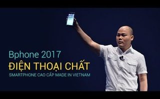 """Công nghệ - CEO Nguyễn Tử Quảng """"nổ rap"""" quảng cáo Bphone 2 trên truyền hình"""