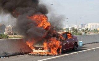 Xe++ - Hiểm họa đằng sau những chiếc ô tô bỗng dưng… bốc cháy