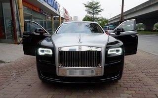 Xe++ - Rao bán trên vỉa hè, xe sang Roll-Royce Ghost vẫn 'ế chỏng, ế chơ'
