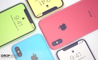 """Công nghệ - Apple sẽ tung ra iPhone """"Xc"""" với màu sắc sặc sỡ, giá rẻ?"""