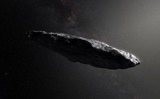 Công nghệ - Nghi vấn về một tàu vũ trụ mới ghé thăm hệ Mặt trời của chúng ta