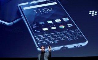 Sản phẩm - Ít nhất hai smartphone BlackBerry mới sẽ ra mắt trong năm 2018