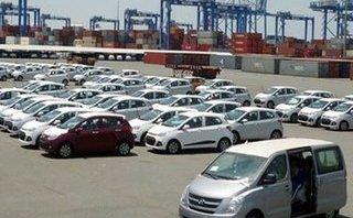 Thị trường xe - Sốc: Nửa đầu tháng 1/2018, cả nước chỉ nhập về 6 chiếc ô tô con