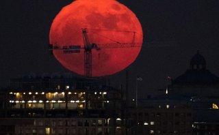 Cuộc sống số - Chiêm ngưỡng bộ ảnh đẹp không tưởng về siêu trăng trên thế giới
