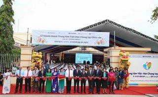 Thị trường xe - Hyundai tài trợ 1 triệu USD xây dựng Trung tâm Việt Hàn chung tay chăm sóc
