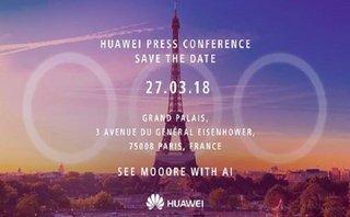 Sản phẩm - Huawei chuẩn bị giới thiệu smartphone với 3 camera phía sau