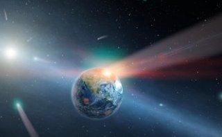 Cuộc sống số - Giả thuyết mới về nguyên nhân gây ra sự tuyệt diệt của khủng long