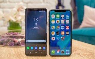 Sản phẩm - So sánh nhanh Samsung Galaxy S9 vs Apple iPhone X