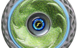 Sản phẩm - Xuất hiện loại lốp xe siêu thông minh