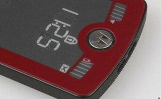 """Sản phẩm - Không phải iPhone X, Motorola F3 mới là điện thoại """"Tai thỏ"""" đầu tiên"""
