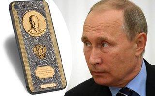 Sản phẩm - Điểm danh những lần hình ảnh Tổng thống Putin xuất hiện trên iPhone