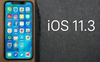 Thủ thuật - Tiện ích - Sau Touch 3D, iOS 11.3 lại mắc thêm nhiều lỗi nghiêm trọng
