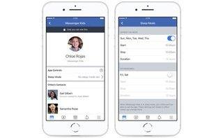 Thủ thuật - Tiện ích - Facebook tung 'chế độ ngủ' giúp cha mẹ kiểm soát Messenger của con