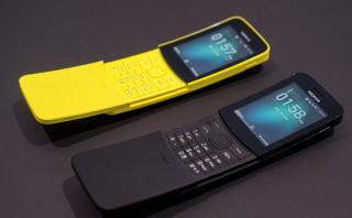 """Sản phẩm - Nokia """"trái chuối"""" 8110 giá 1.7 triệu sẽ lên kệ ngày 14/5 tại Việt Nam"""